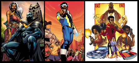 black-superheroes