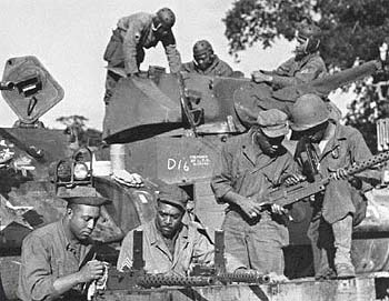 the black panther tank battalion essay A tribute to the 745th tank battalion see page 8 pb march-april 2000 saddle up tonight we ride words are, of course, the most powerful drug used by mankind.