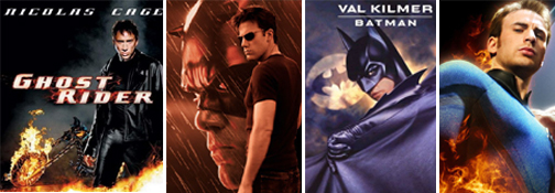 Chris Evans cast as Captain America | BadAzz MoFo
